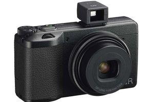 The Ricoh GR IIIx camera.