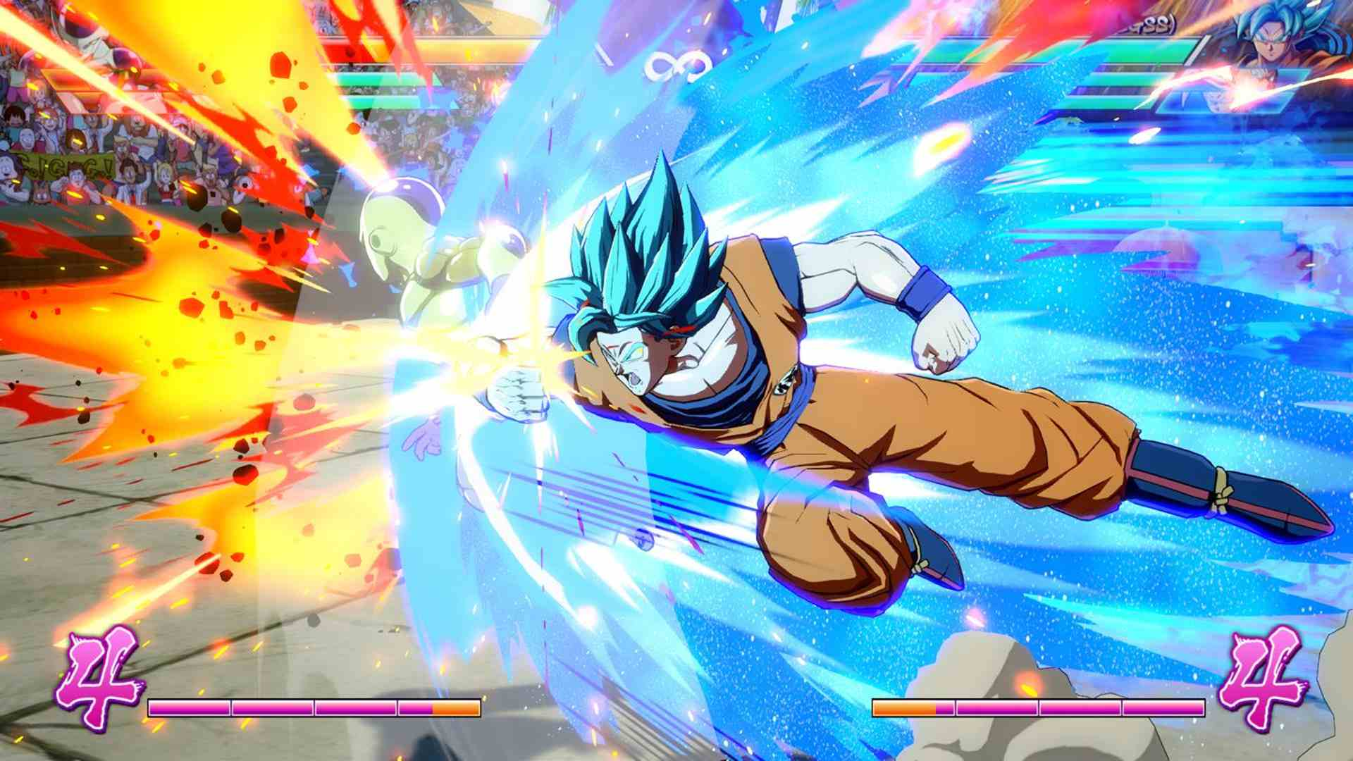 Best offline fighting game for anime fans dragon ball fighterz