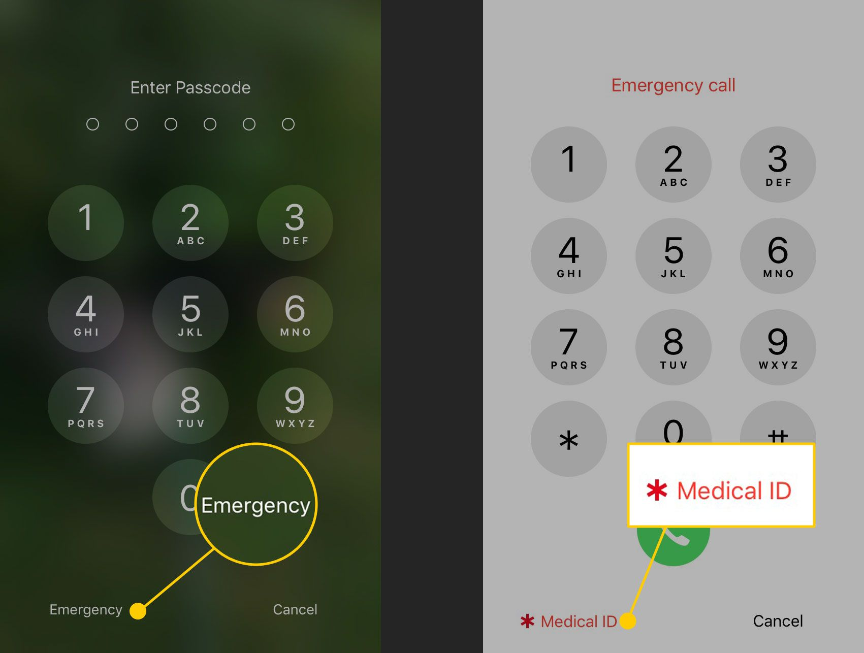 How To Add Contact Info To Your Ios Lock Screen Wallpaper