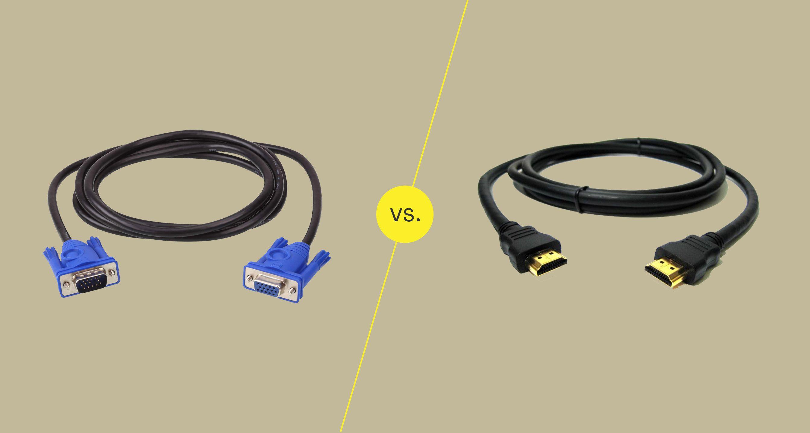 VGA vs HDMI