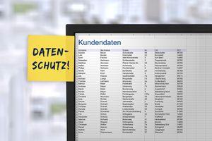 customer data list data protection secret table