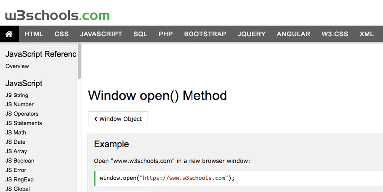 How to Open a Link in a New Window Using JavaScript