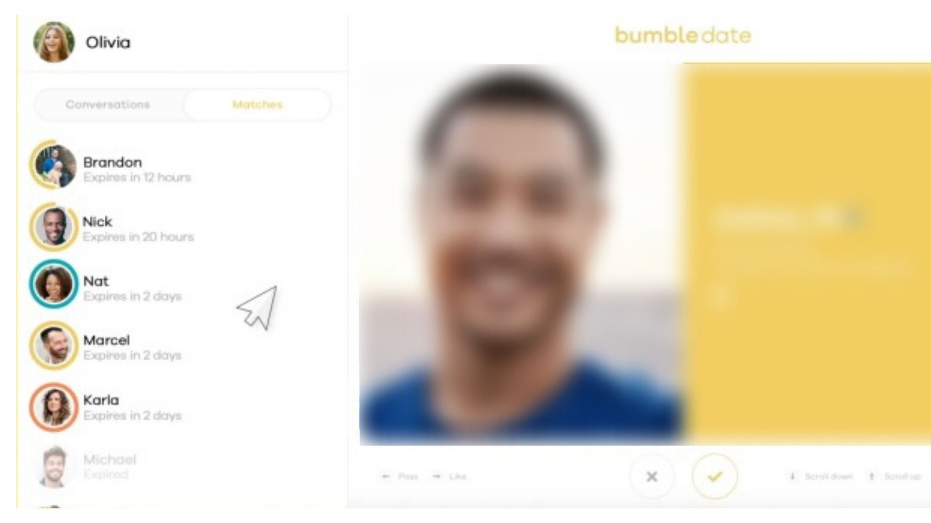 How To Use Bumble Desktop
