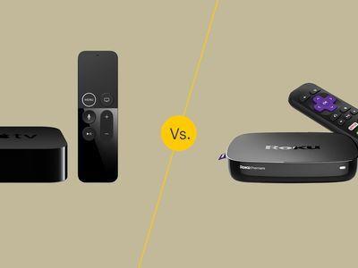 Apple TV 4K vs. Roku Premiere
