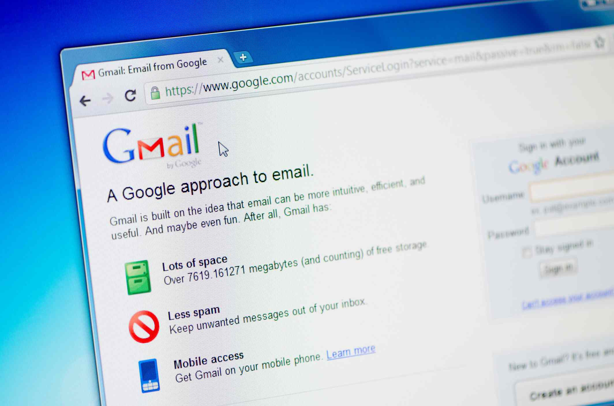GMail won't load? Here's how to fix it.