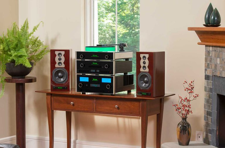 McIntosh Soho III Stereo System