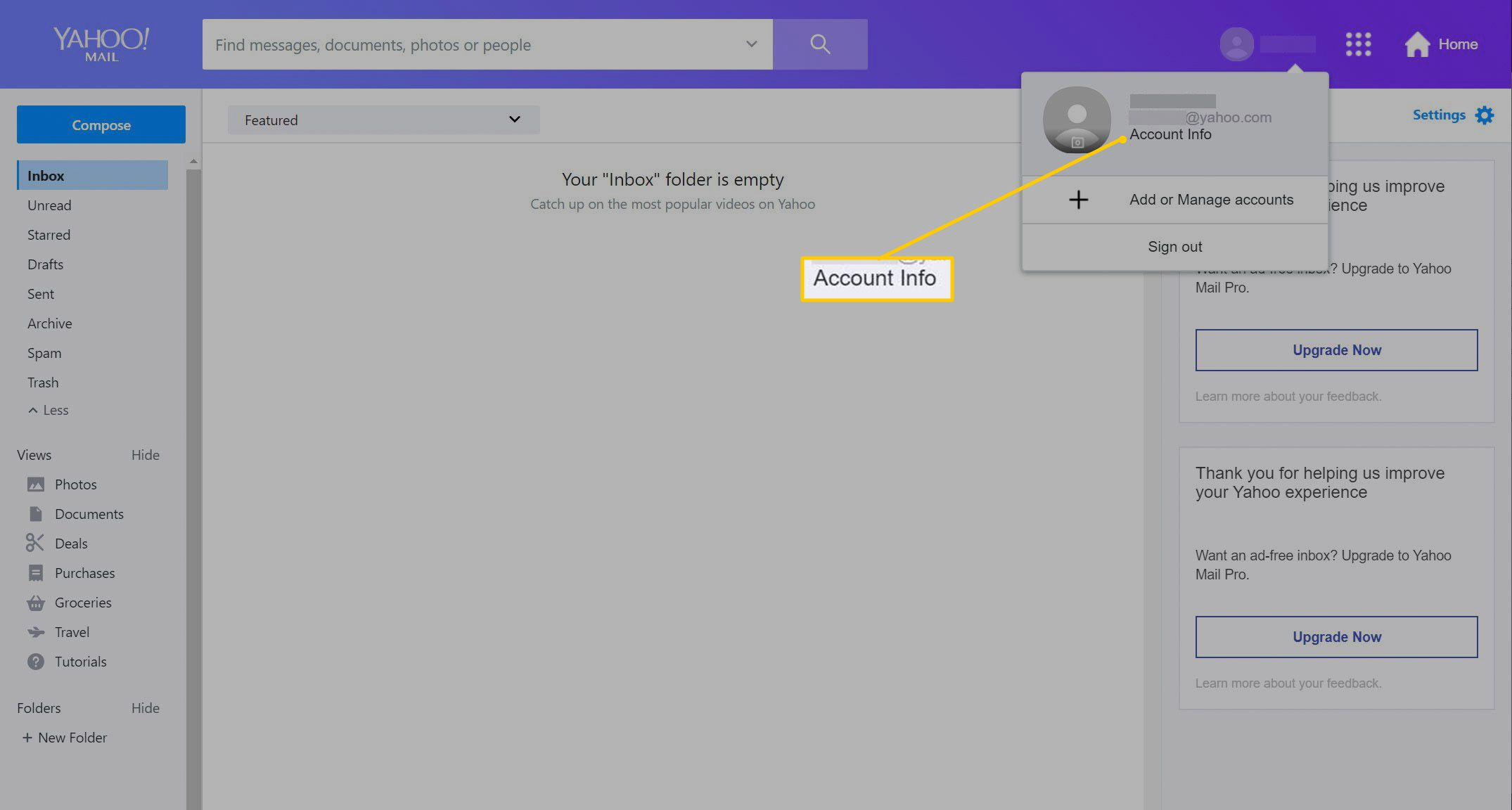 yahoo mail free download for windows 8.1