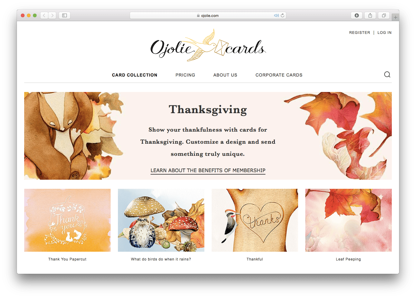 25 Favorite Thanksgiving E Card Sites 2018
