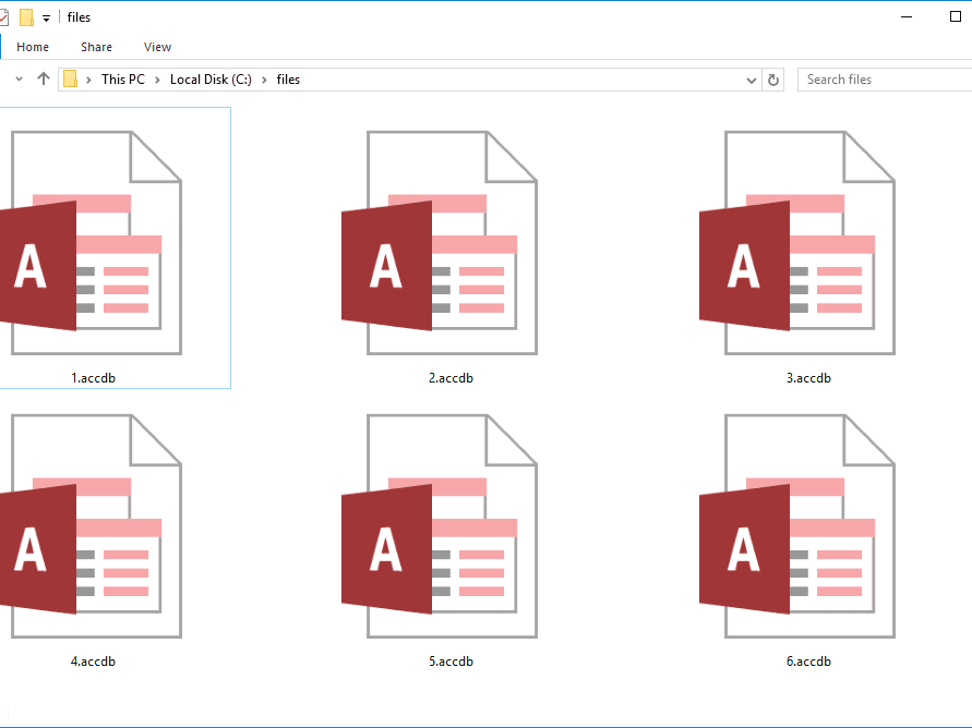 ACCDB File (What It Is and How to Open One)