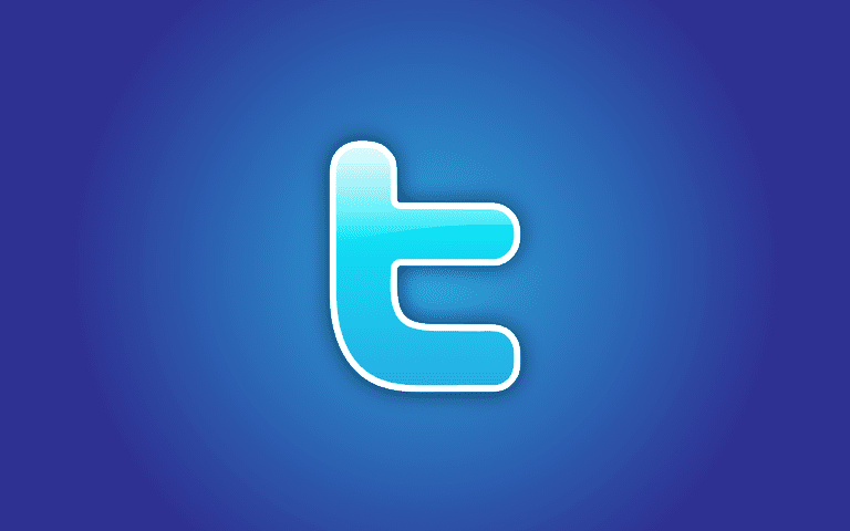 Twitter Wallpaper - Vector Redo