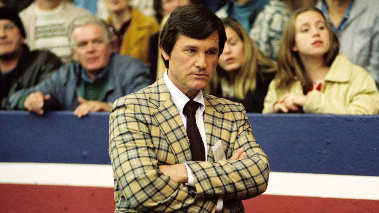 Kurt Russell as Herb Brooks in Miracle (2004)