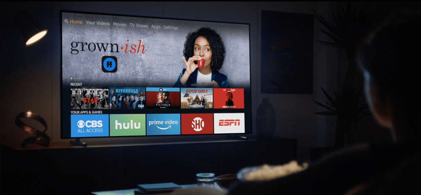 Updating the Amazon Fire Stick