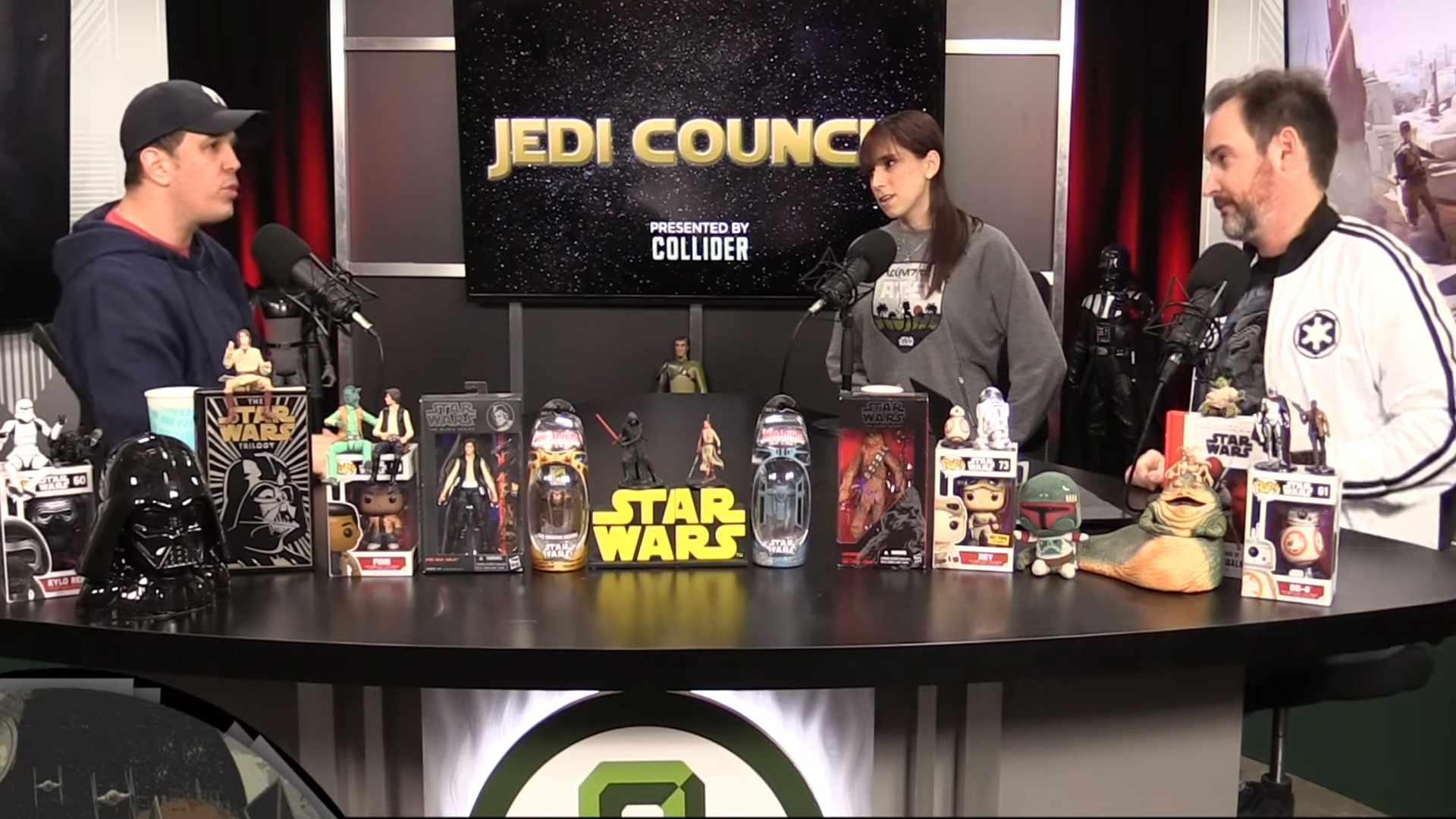 Collider Jedi Council Star Wars news podcast