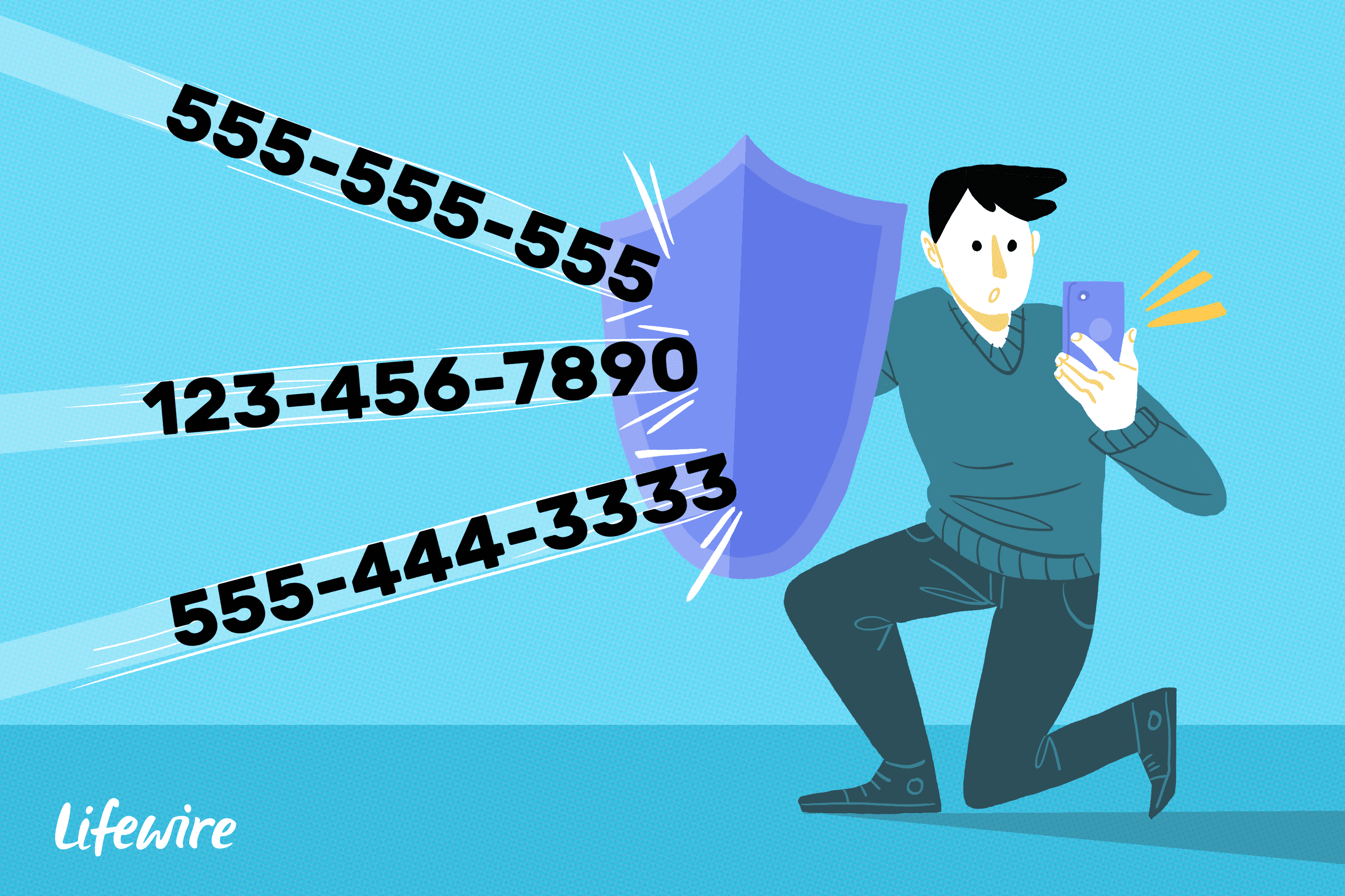 How to Block Cell Phone Numbers On Android or iPhone (iOS)