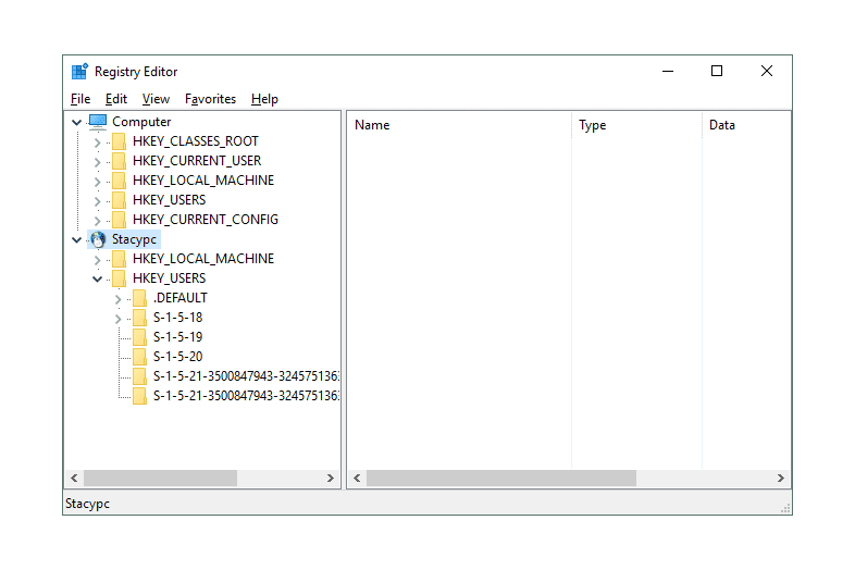 How to Connect to a Remote Registry (Windows 10, 8, 7+)