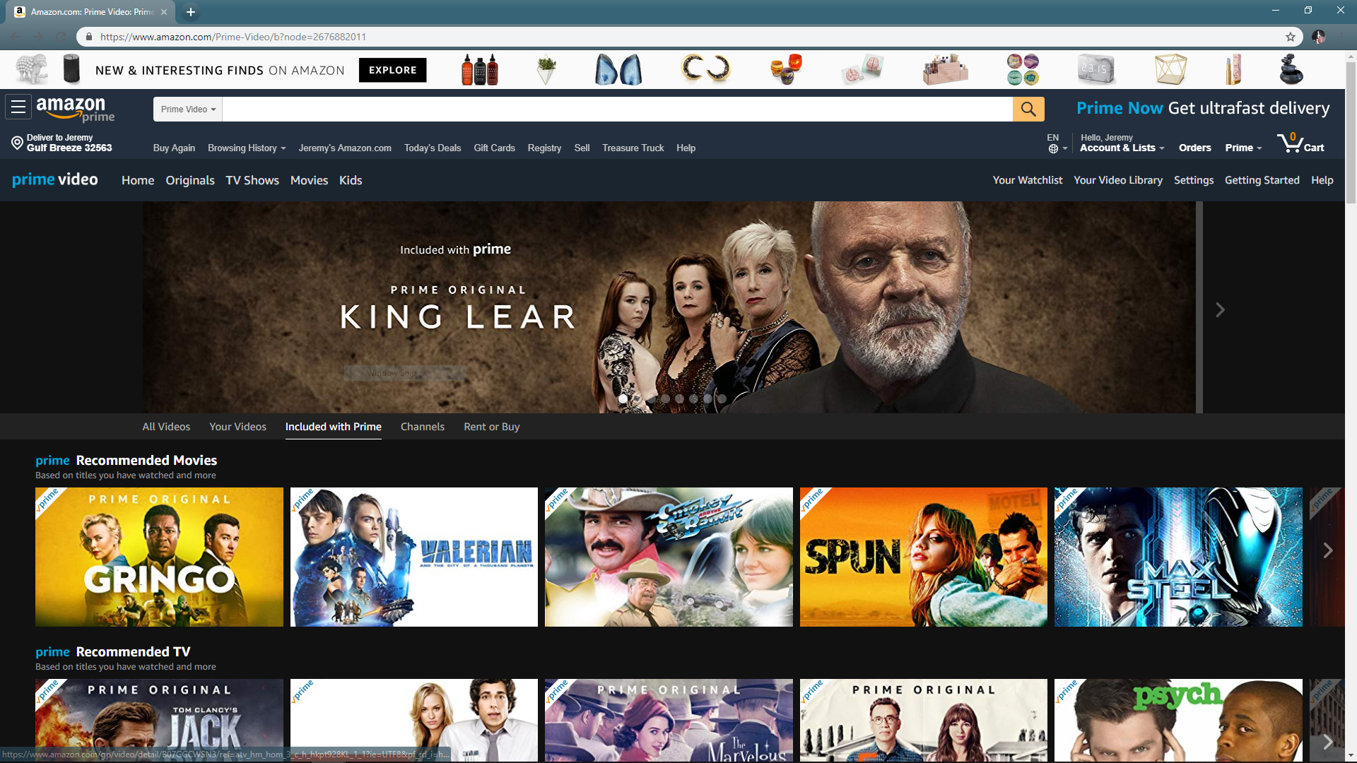 How To Get And Use Amazon Prime Video