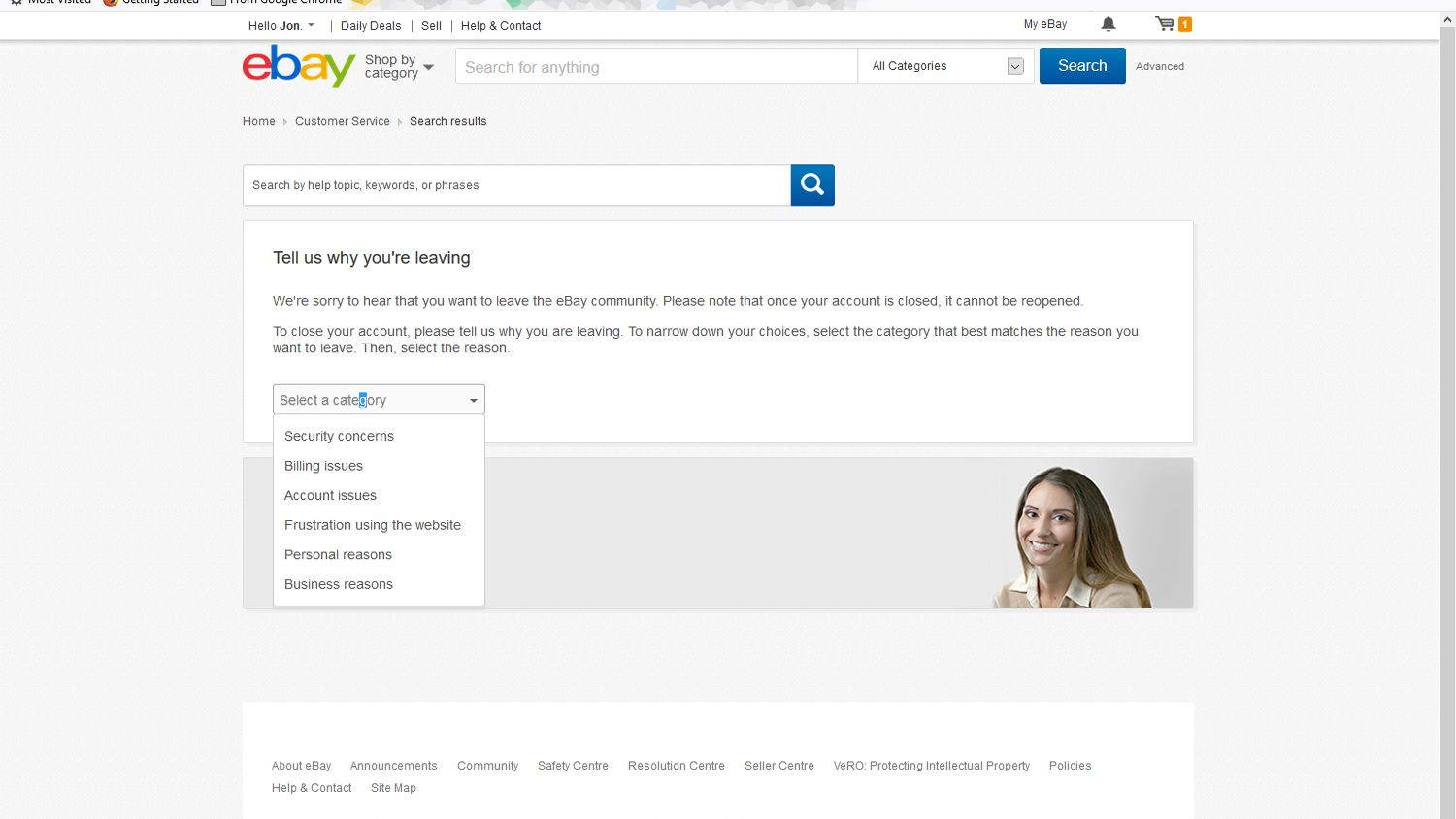 How To Delete Your Ebay Account Quickly And Easily