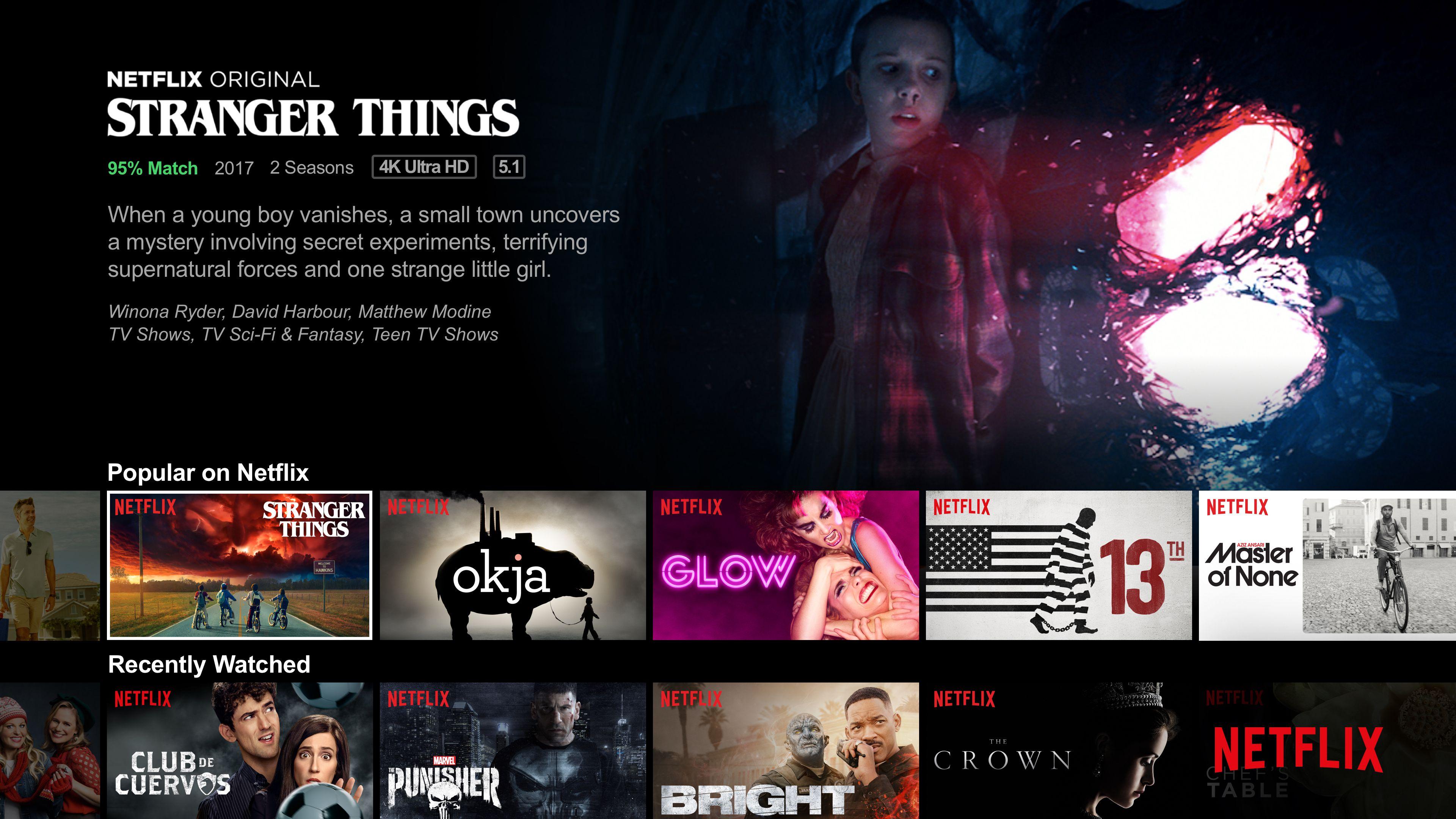 4k Serien Netflix