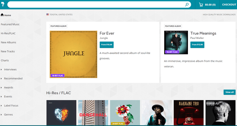 7Digital Music