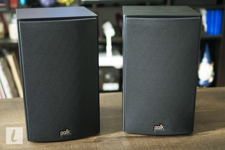 Polk T15 Bookshelf Speakers