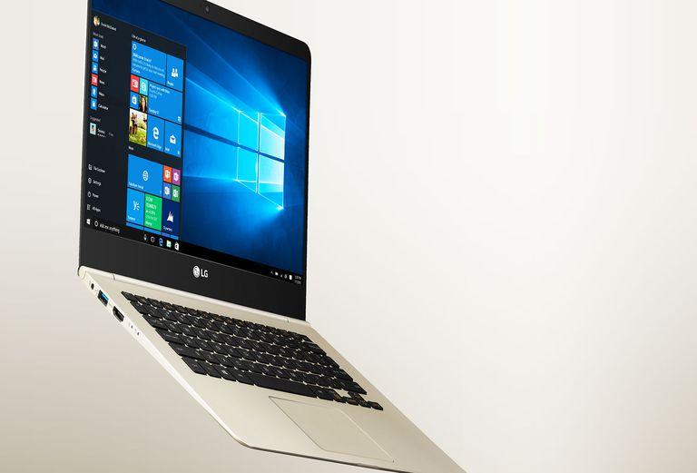 travel laptop, lightweight business travel laptop, lg gram