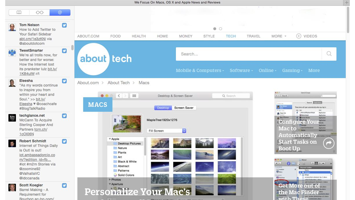 Twitter For Mac Desktop