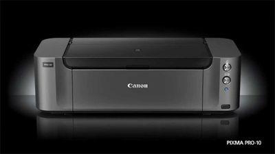 Canon Pixma Pro-10 Professional Photograph Printer