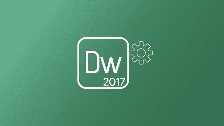 Dreamweaver 2017 logo