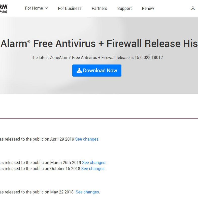 ZoneAlarm Free Antivirus + Firewall Review
