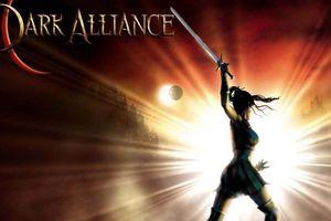 Cover art for Baldurs Gate Dark Alliance