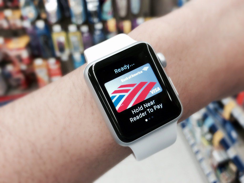 Apple Pay is the best solution for shopping without pulling out your credit card.