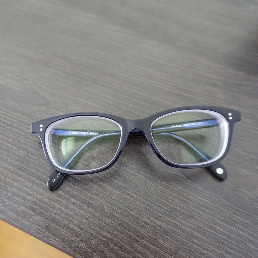 LensDirect Madison Blue Light Blocking Glasses