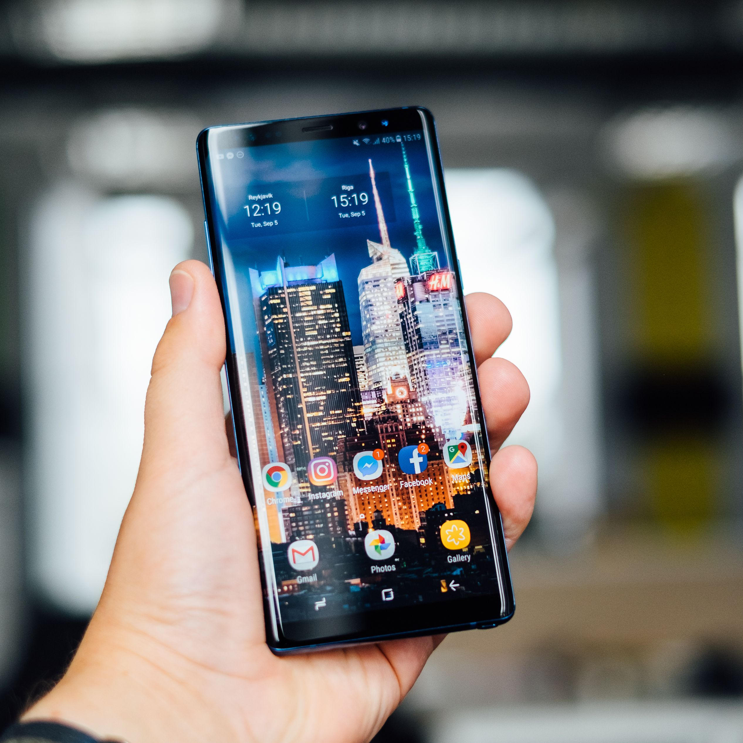 The 18 Best Hidden Features in the Samsung Galaxy Note 8