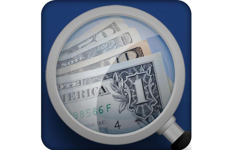 LookTel Money Reader screenshot