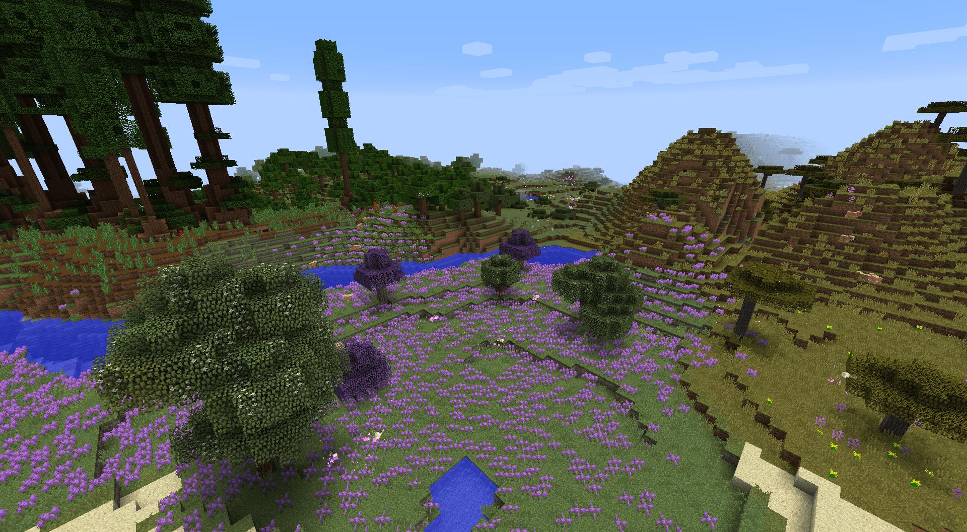 biomes o'plenty minecraft mod