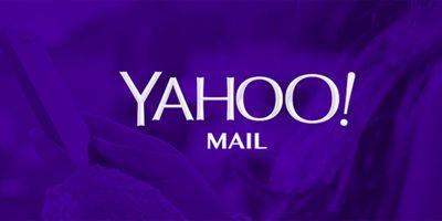 The Yahoo! Mail logo