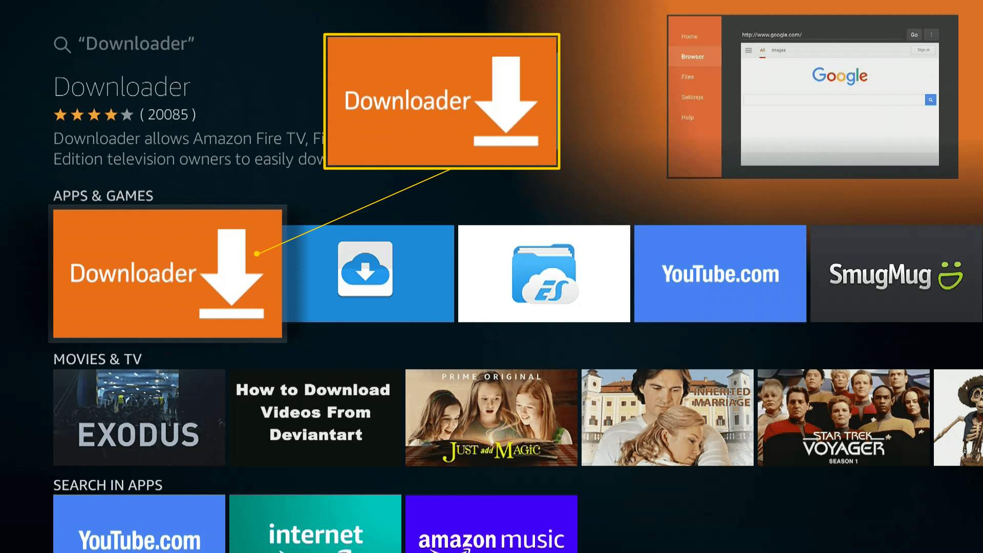 How to Sideload Fire TV Apps On Your Fire TV Stick Or Cube