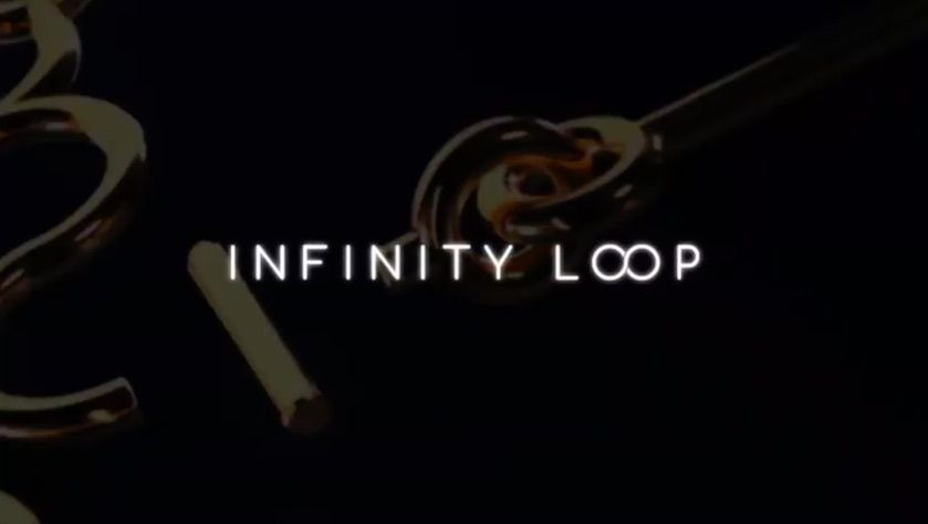 Infinity Loop puzzle game for Wear OS smartwatches