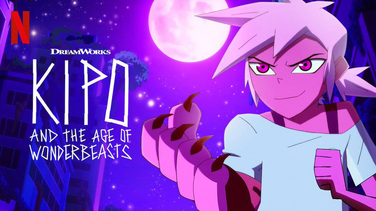 Kipo and the Age of the Wonderbeasts