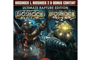 BioShock URE box