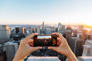 High definition camera phone