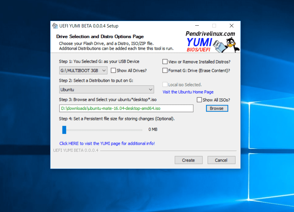 How to Create a Multiboot USB Drive Using Windows