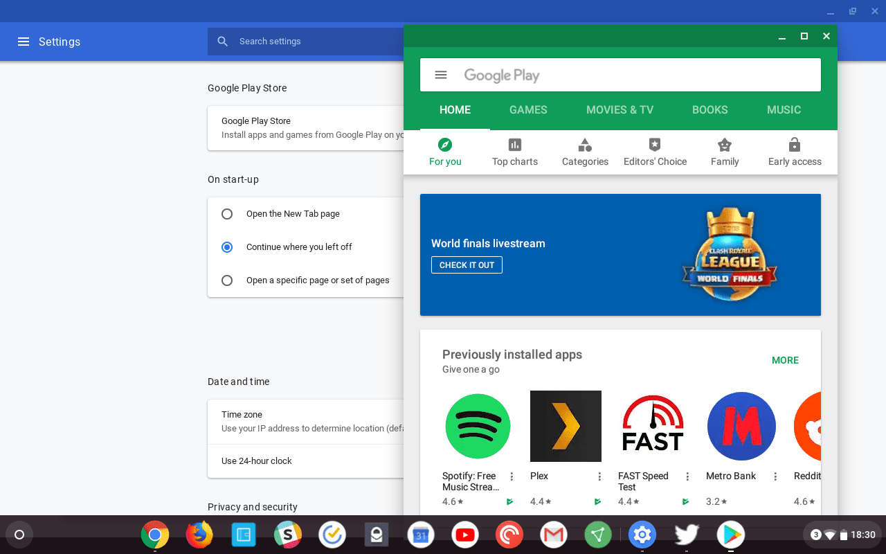Chrome os download for android | How to Get Android Apps on a