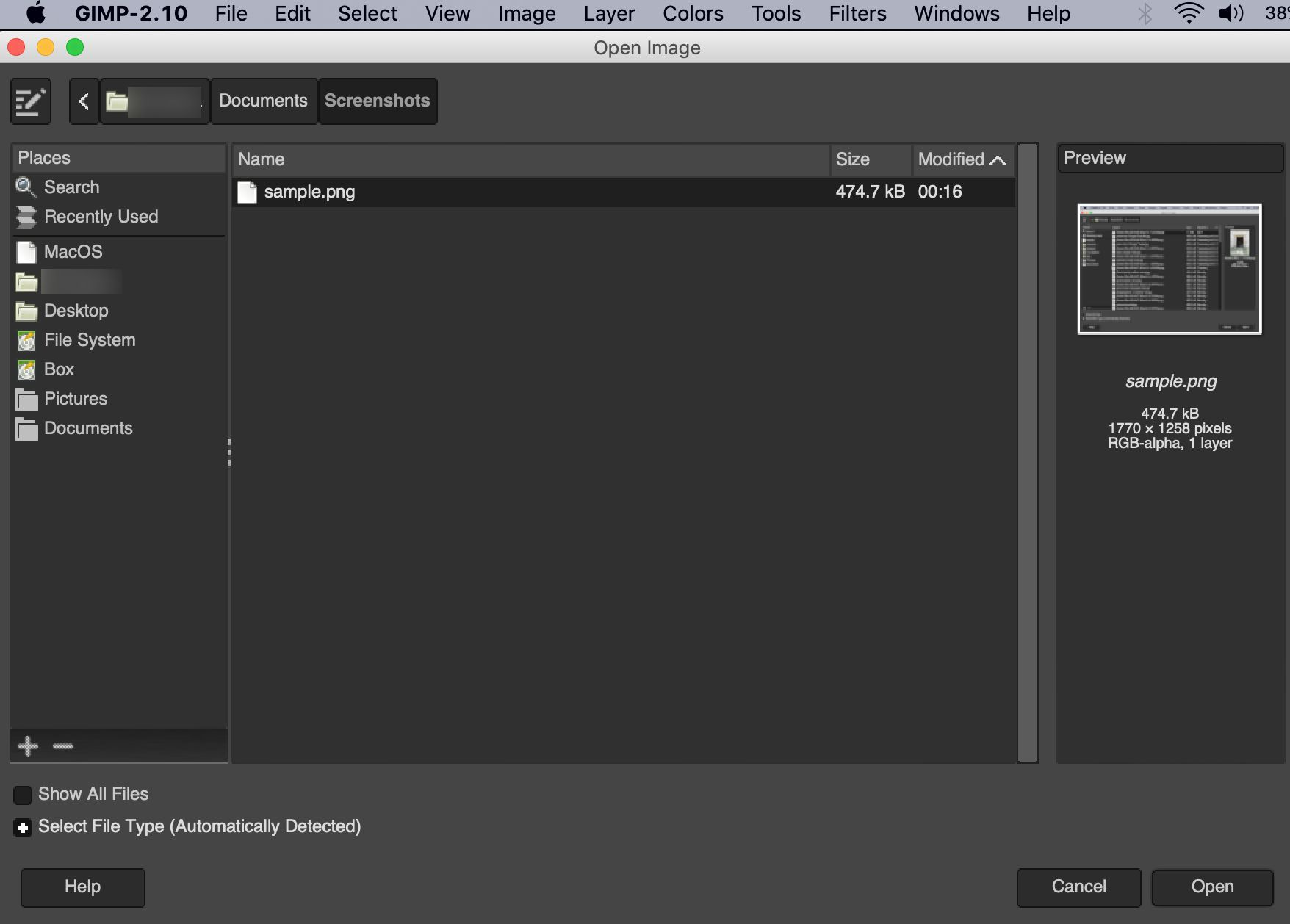 Learn How to Use the Cage Transform Tool in GIMP