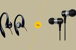 Earphones vs. Earbuds