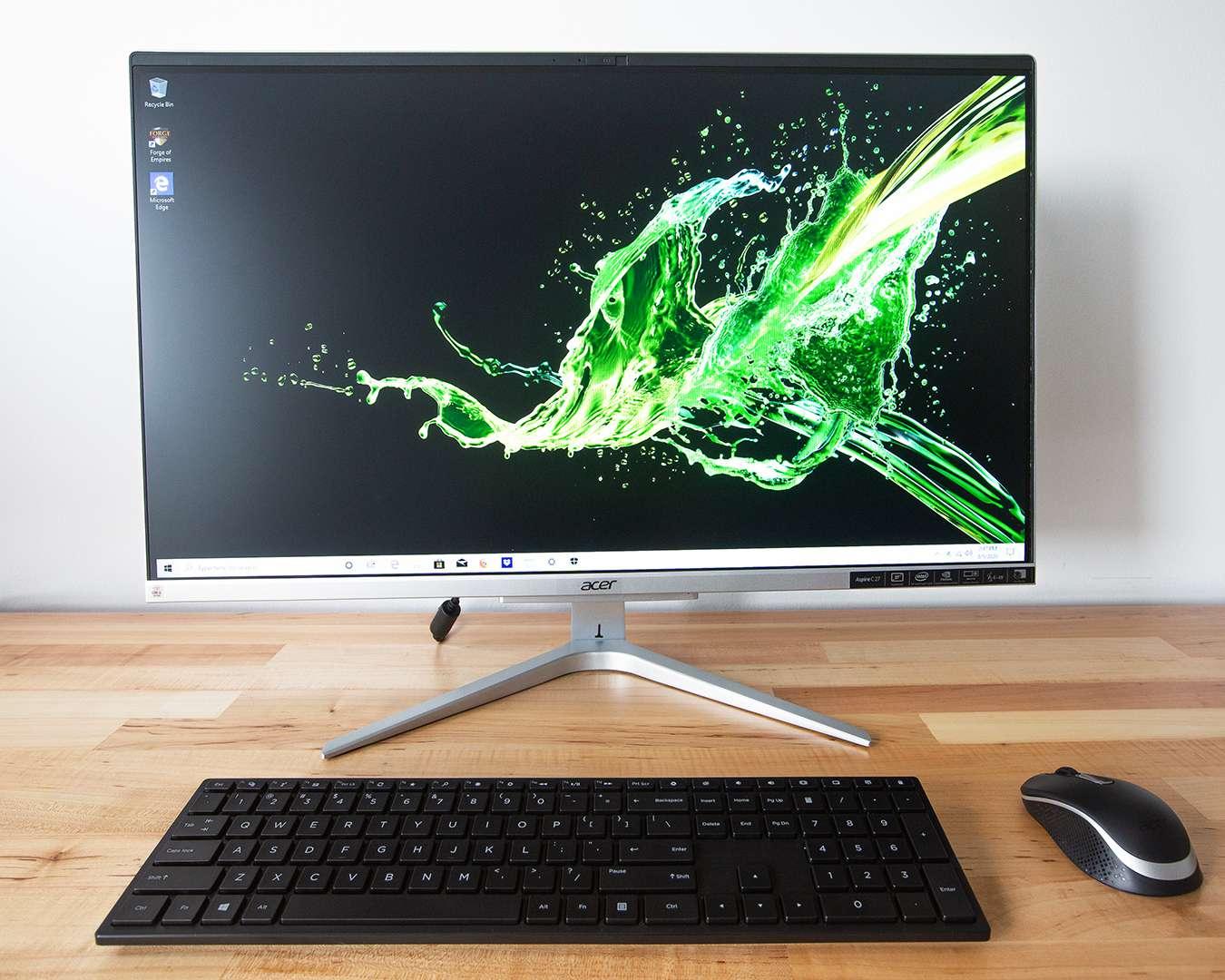 Acer Aspire C27 Desktop PC