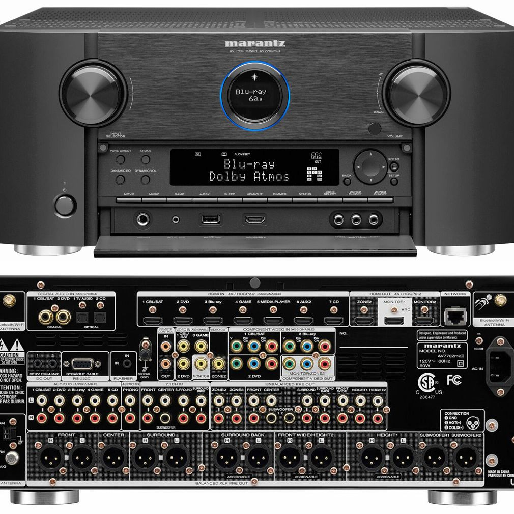 Preamplifier (Preamp) Basics For Home Theater