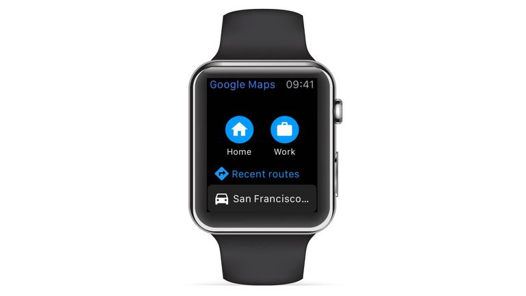 Is Google Maps Available for Apple Watch? on