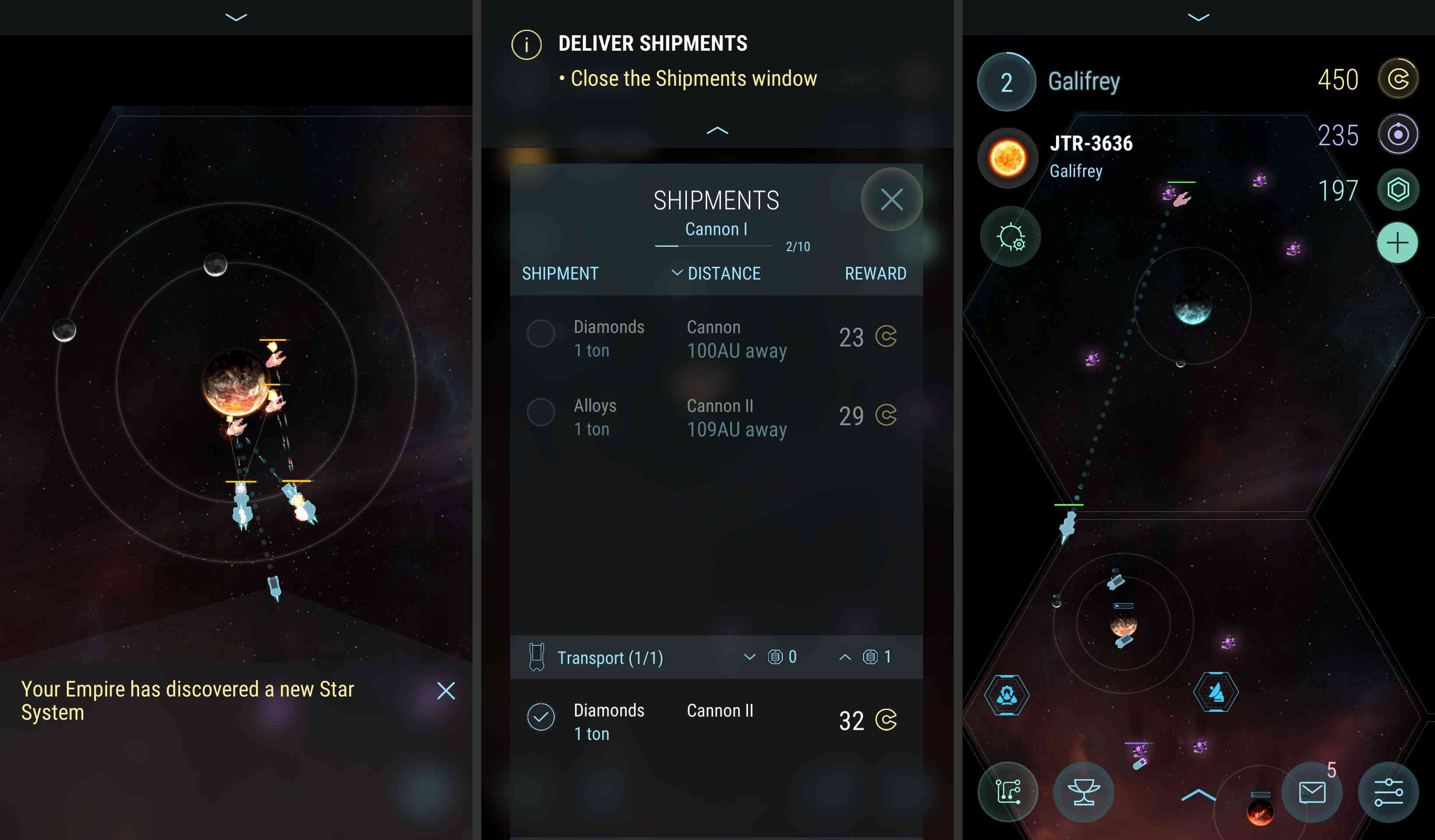 Hades Star for Android
