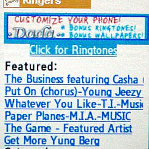 visual tutorial on how to download ringtones